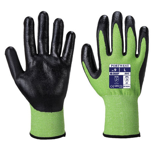 Green Cut Level 5 Glove