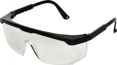 Standard Clear Safety Glasses