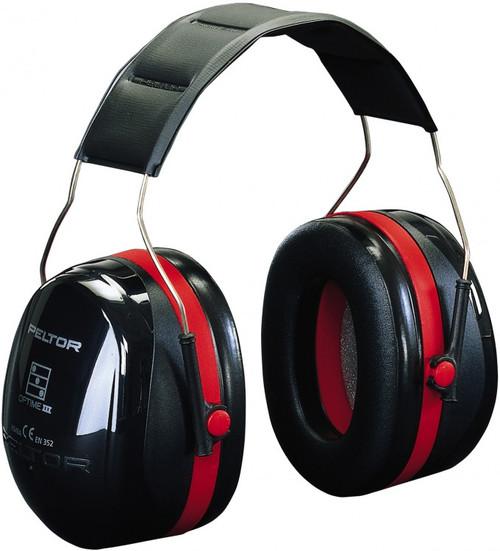 Peltor Optime III Head Band Ear Defenders