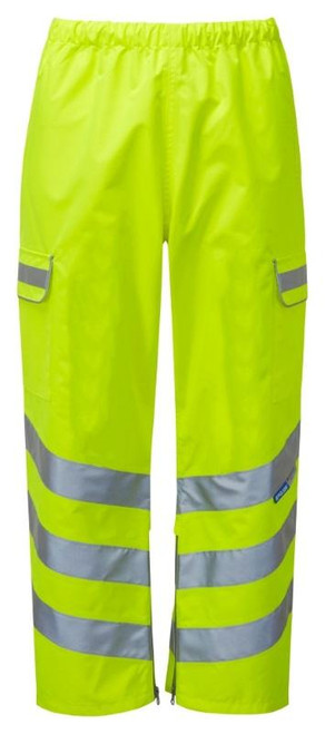PULSAR P206 Yellow Over Trousers