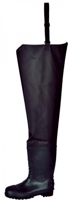 PVC SAFETY THIGH WADERS