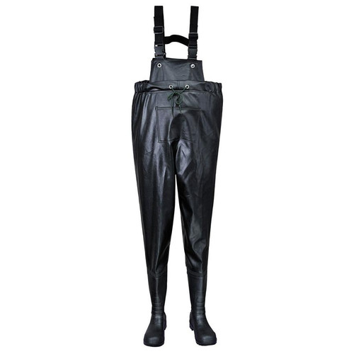 PVC SAFETY CHEST WADERS