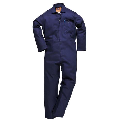 Navy Flame Retardant Boilersuit