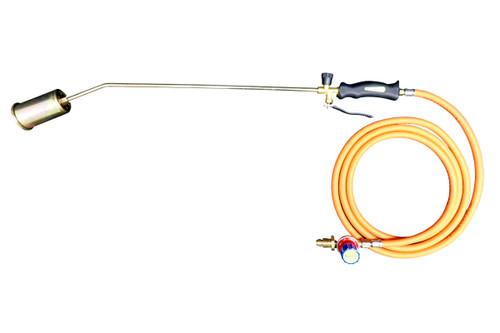 Gas torch with regulator & hose