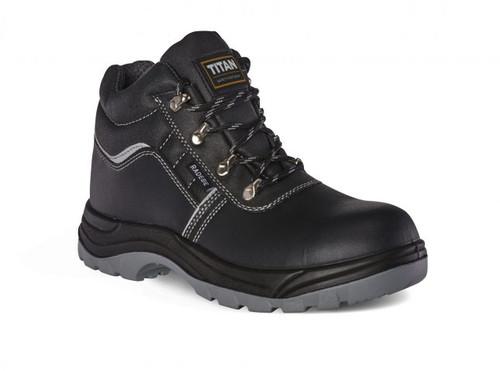 TITAN black Radebe safety boot