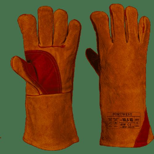 Premium Welders Gauntlet Glove