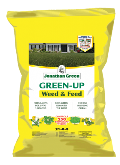 weed and feed bag