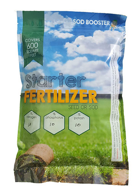 sod fertilizer