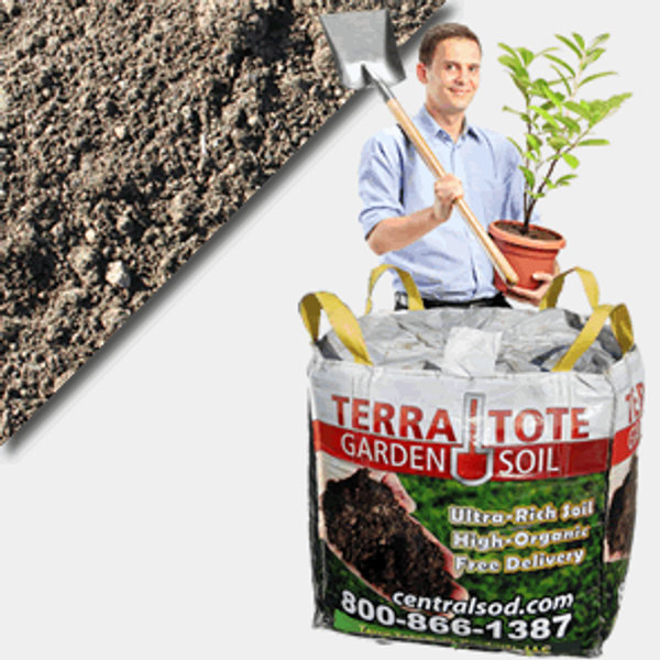 Nutrient rich and balanced, this garden soil is perfect vegtables, flowers or sod.