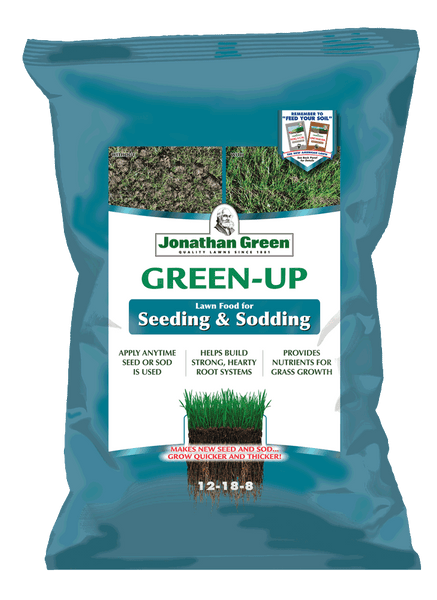 Seed and sod fertilizer