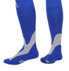 A601NV, Firm Support (20-30mmHg) Blue Knee High Compression Socks, Back View