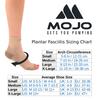 Mojo Compression Socks Plantar Fasciitis Open-Toe Compression Socks Beige