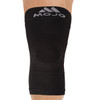 M801BL, Firm Support (20-30mmHg) Black Knee High Compression Socks, Front View