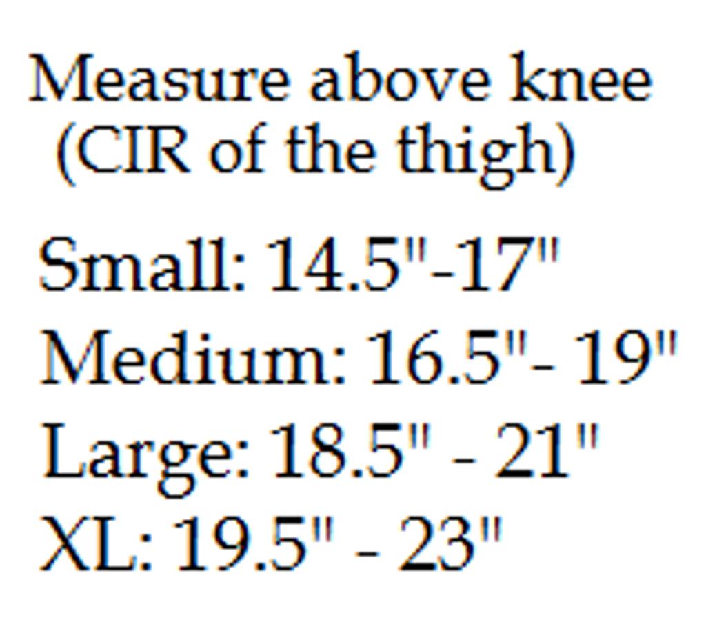 Mojo Compression Socks™ Mojo Recovery - Copper Compression Knee Brace -- X-Firm Support (30-40mmHg)