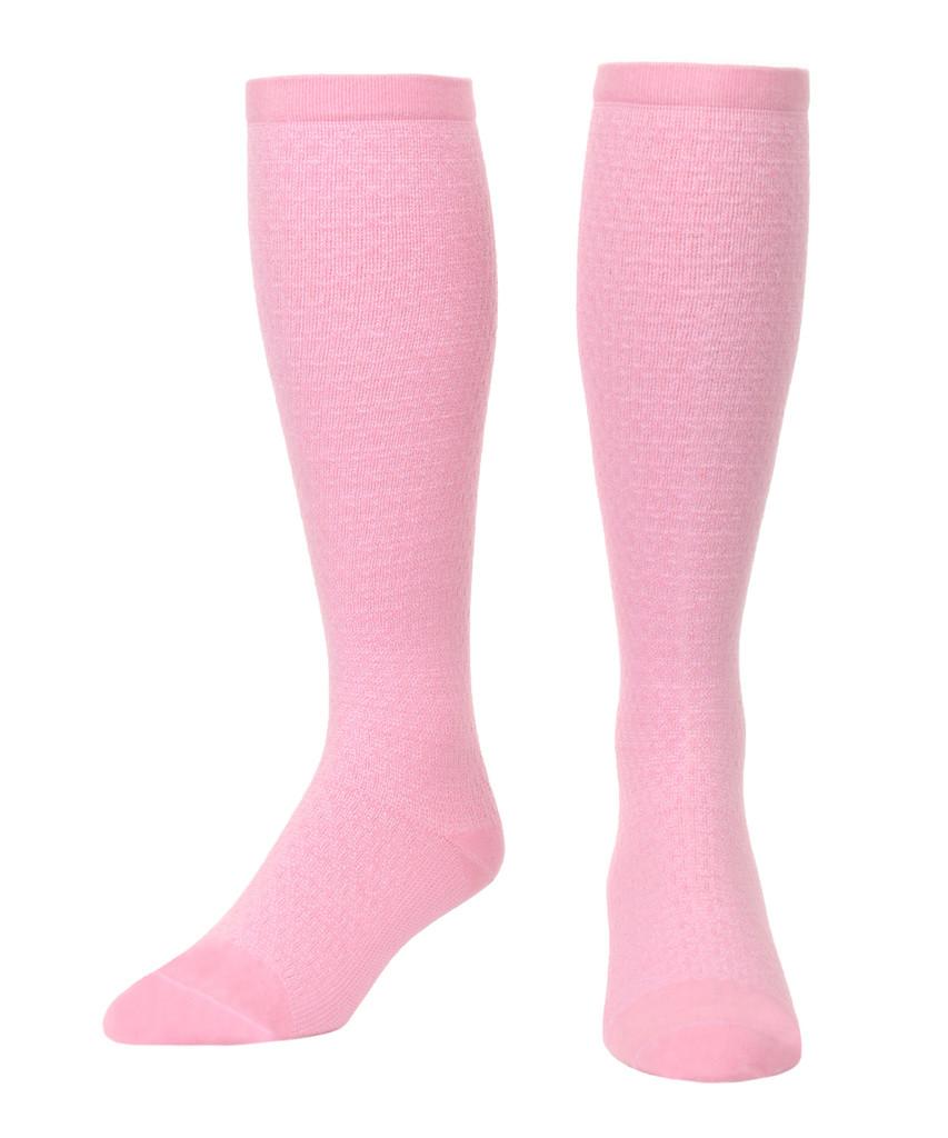 Mojo Compression Socks™ Soft Pastel Knee-High Compression Socks