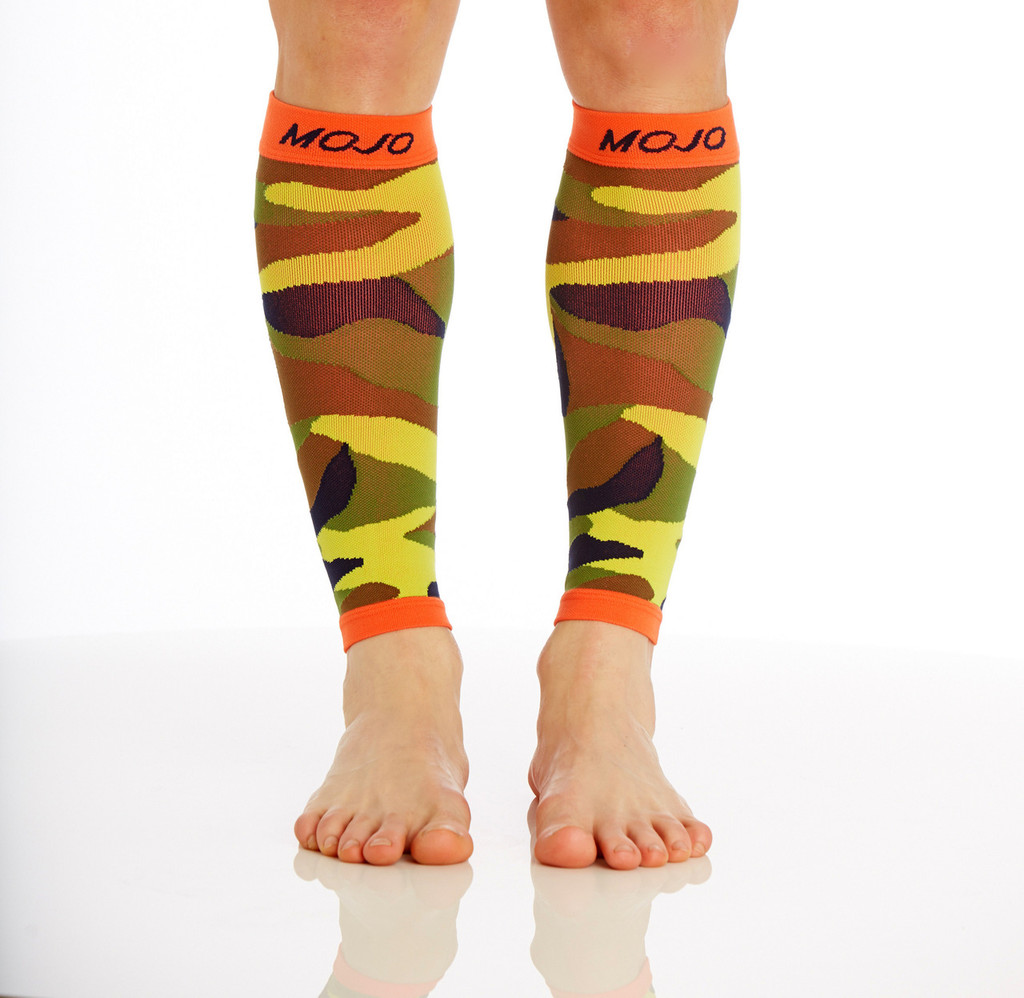 CAMOSLEEVECO, Firm Support (20-30mmHg)  Knee High Compression Socks, Front View
