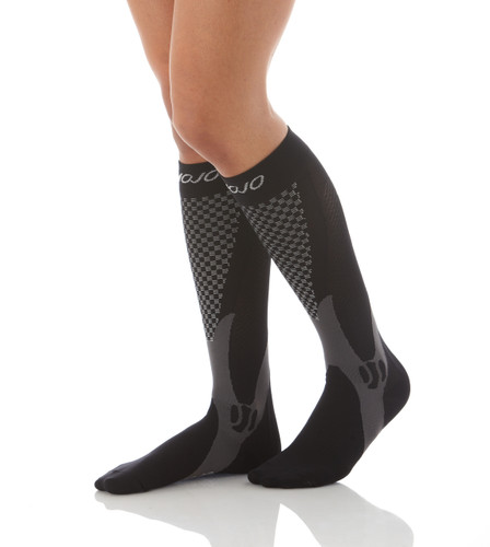 Mojo Compression Socks™ Elite Recovery & Performance Compression Socks - Black