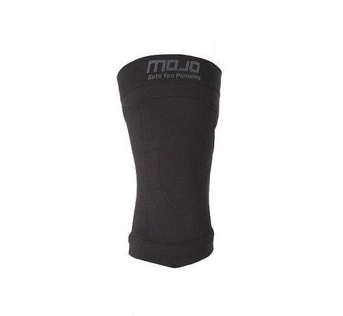 M800, Firm Support (20-30mmHg) Black Knee High Compression Socks, Front View