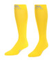M809YE, Firm Support (20-30mmHg) Yellow Knee High Compression Socks, Rear View