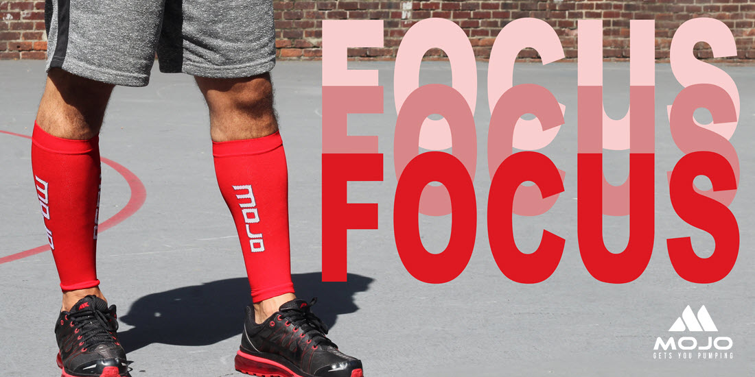 Compression Sleeves help keep You In The Action