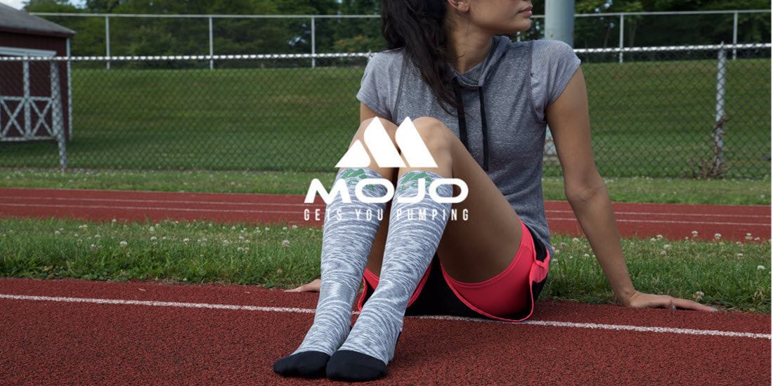 Athletic compression helps your performance