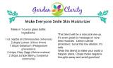 Make Everyone Smile Skin Moisturizer
