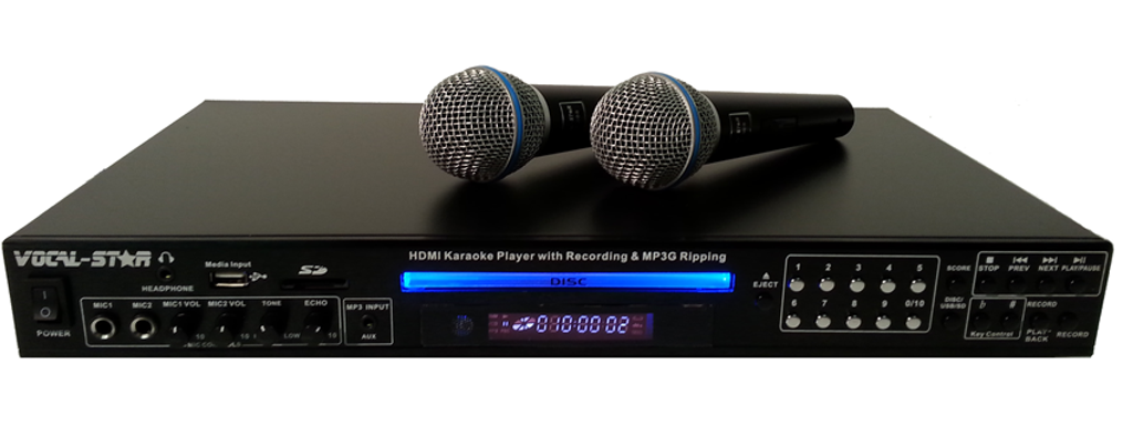 Vocal-Star VS1200