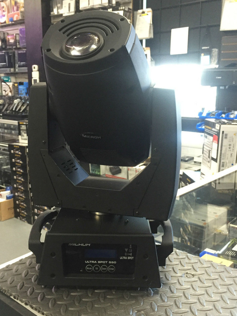 Xenarc Moving Head LED   - 150 Watt