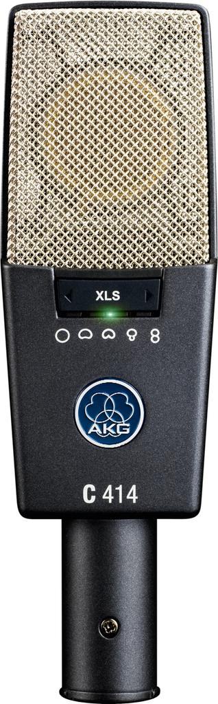AKG C414XLII Condenser Microphone Studio Multipattern Condensor Mic