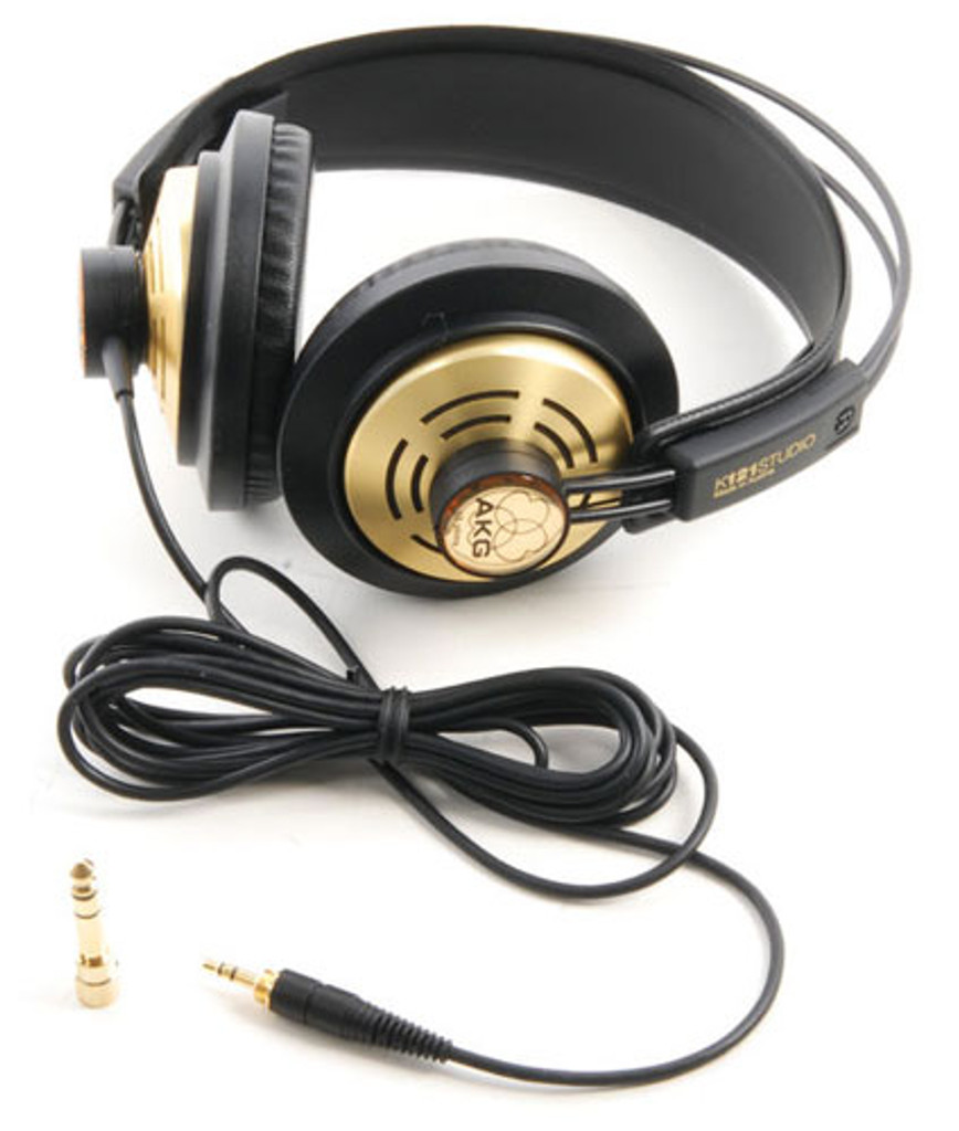 AKG K121s Open Back Studio Headphones