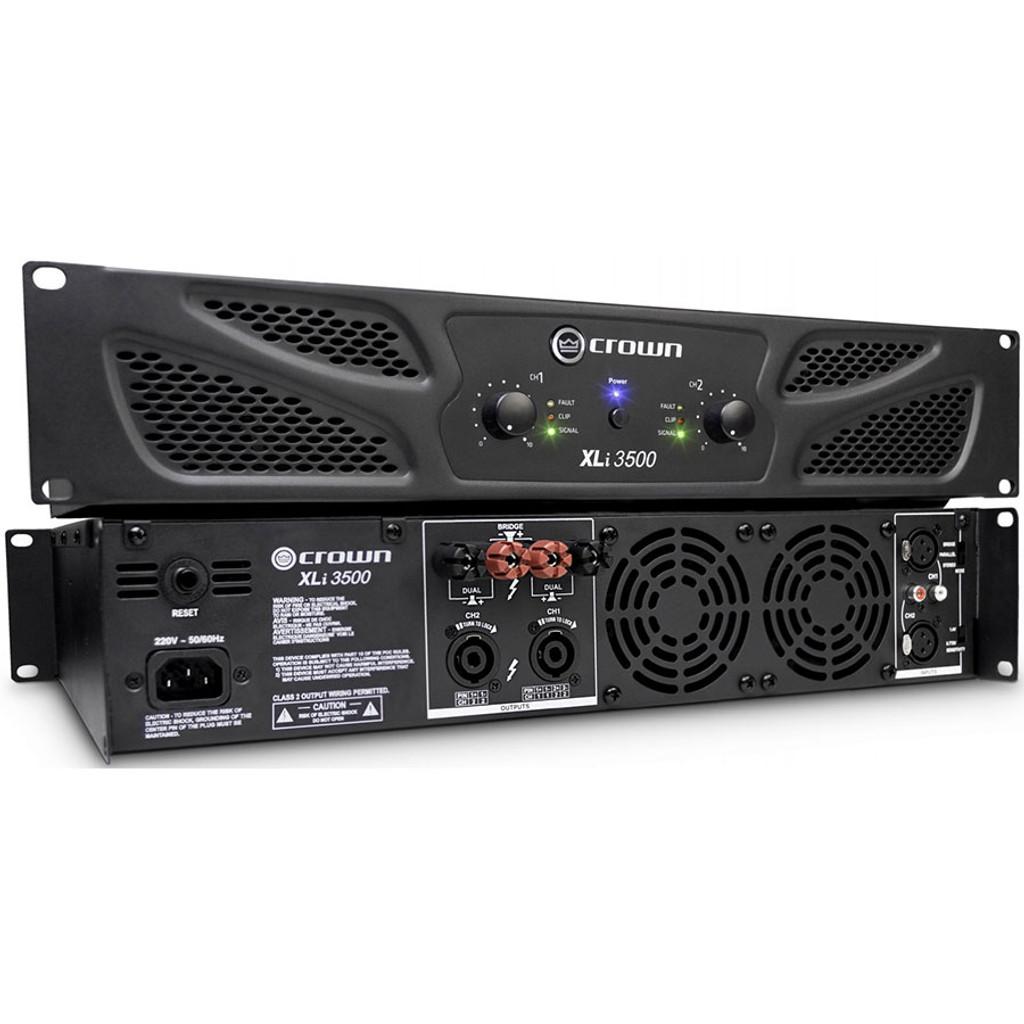 Amplifier Crown XLI3500 PA 2700W