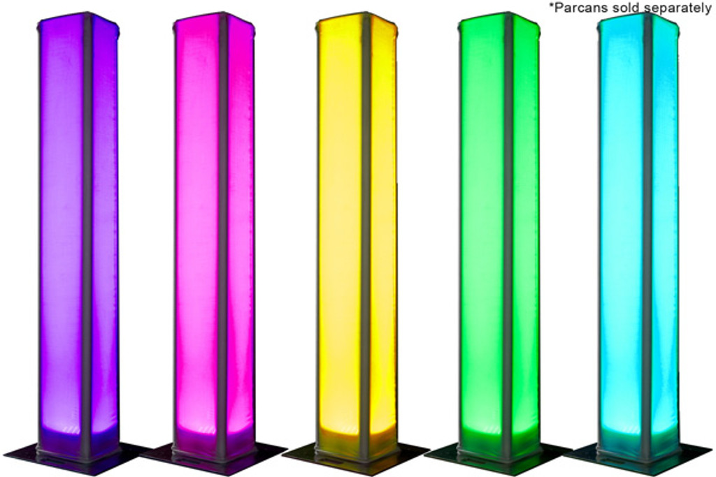 AVE Brightlight Scrimbox-2m Box Truss Scrim 2m