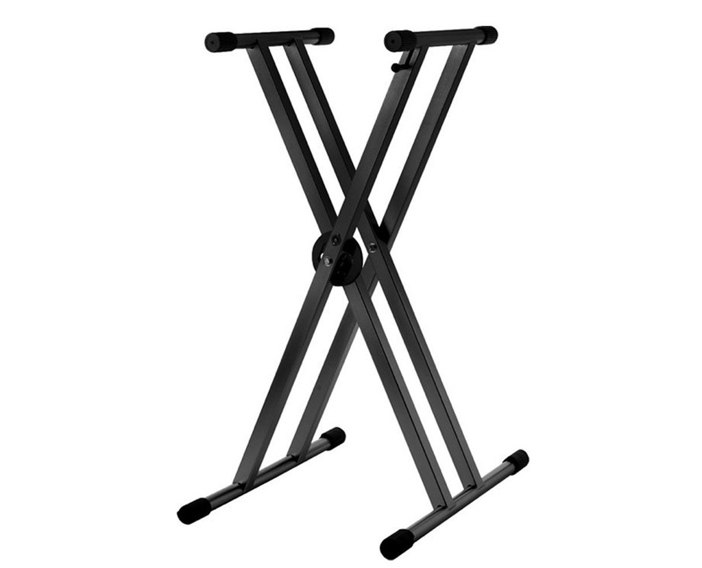 AVE Prostand KS005 Double Brace Keybord Stand