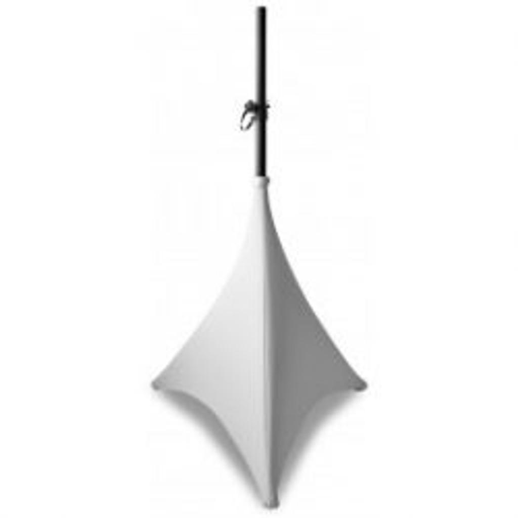 Beamz 180068 Triple Sided Speaker Scrim White