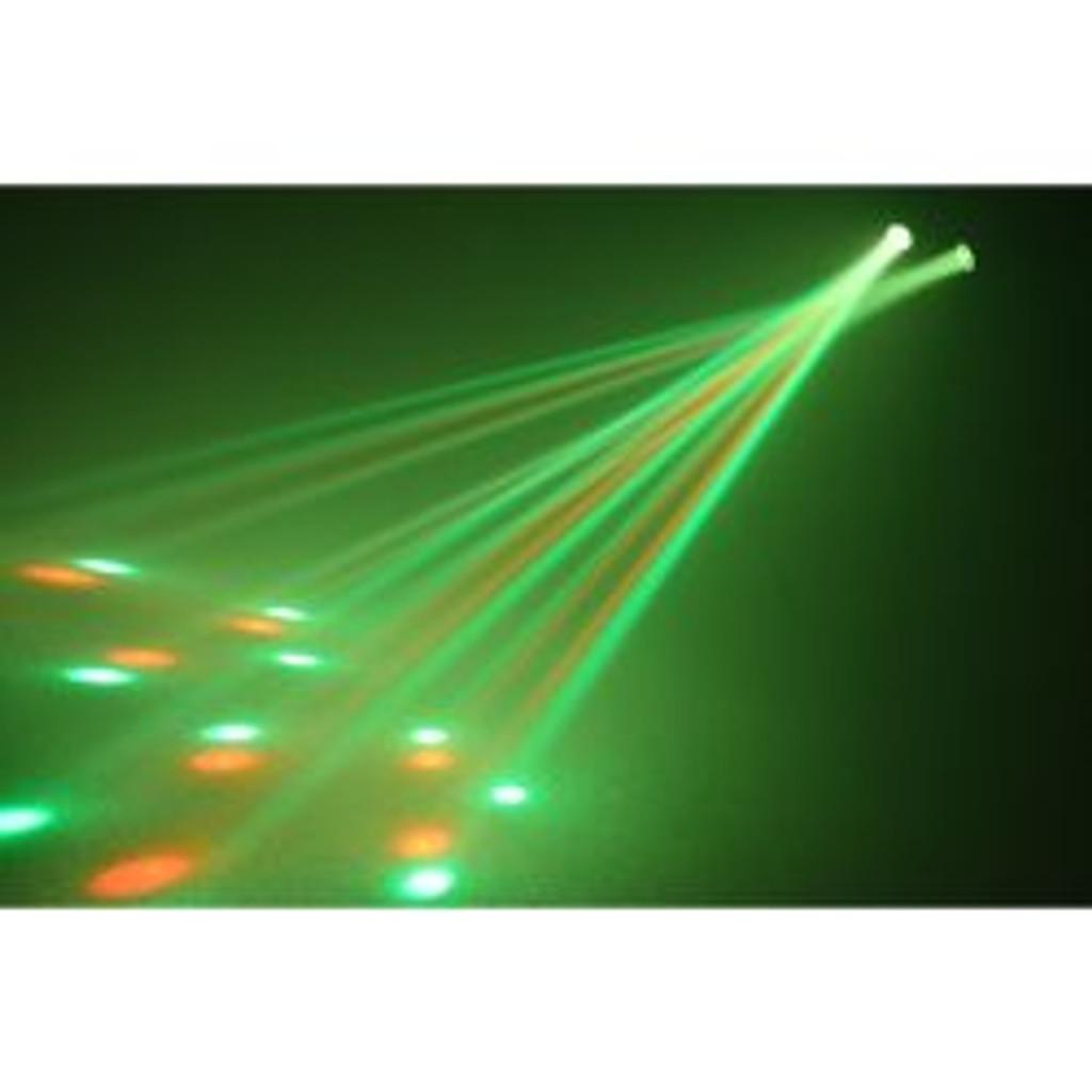 Beamz 2-Some Dual LED DJ Effect Light