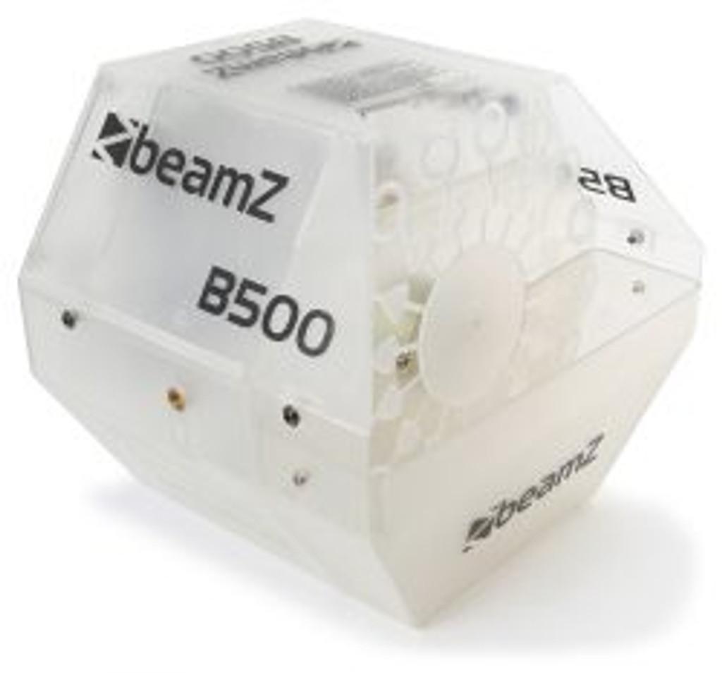 Beamz B500-LED Bubble Machine With RGB LEDs