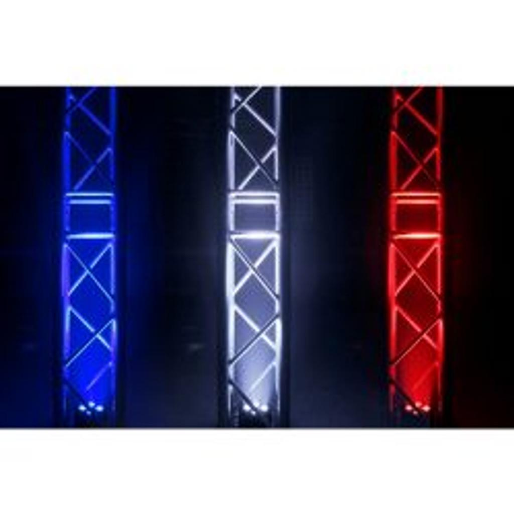 Beamz BAC404W Hex Colour LED Par Can  White