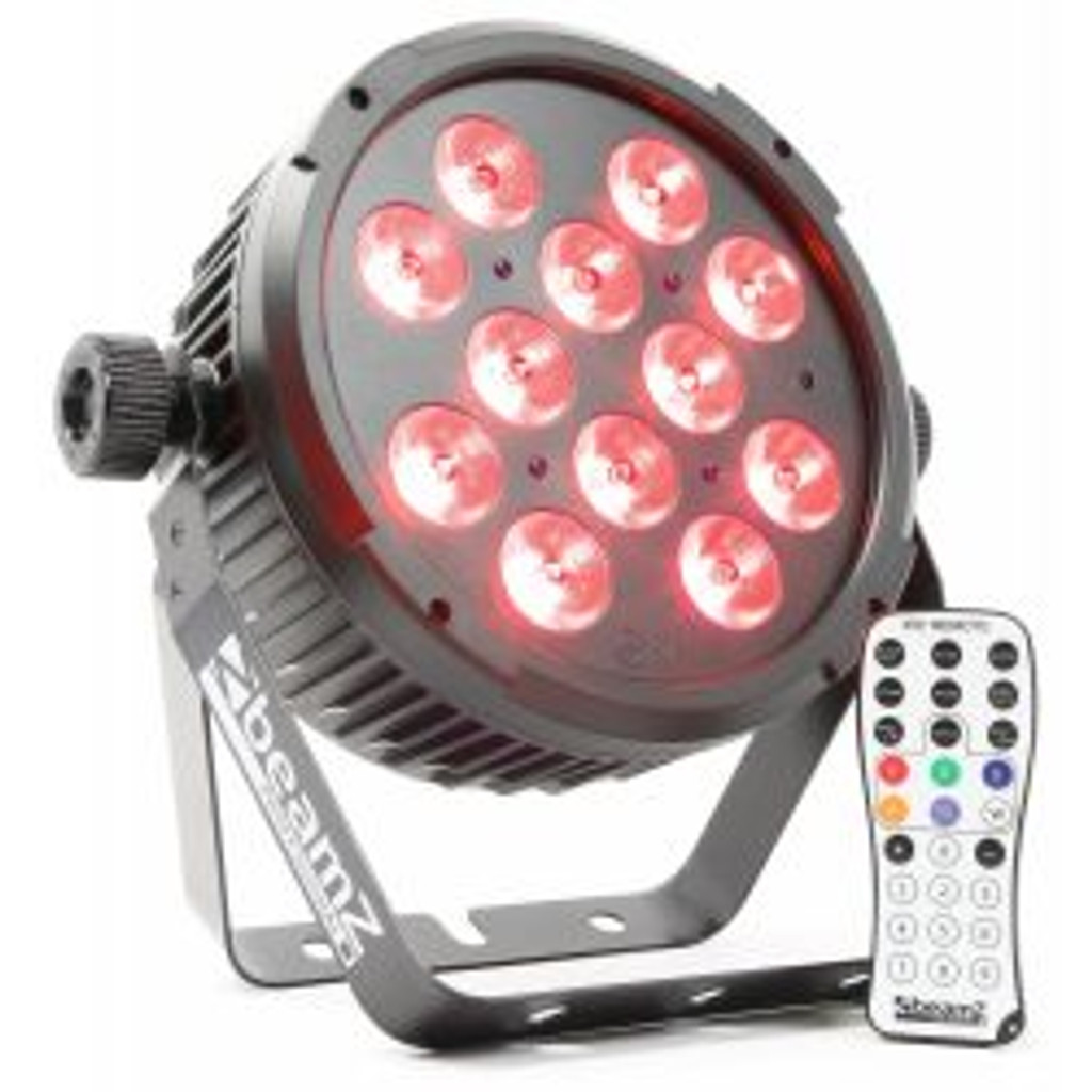 Beamz BT310 Slimline Quad LED Par Can