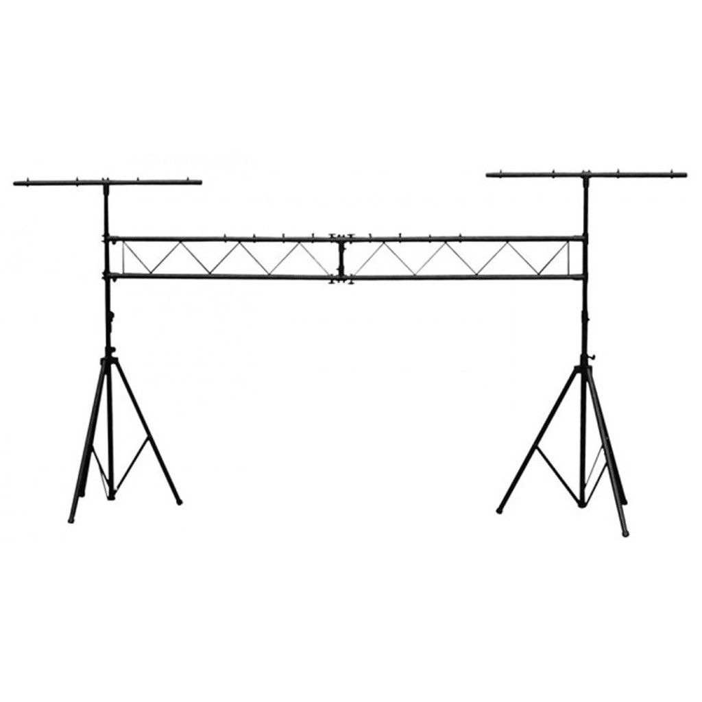 Beamz LS180 Bi-Truss Lighting Stand Kit