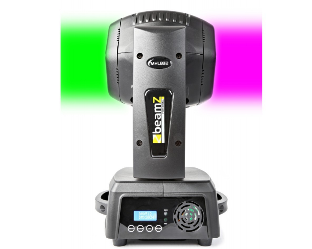 Beamz MHL832 Double-Sided LED Moving Head