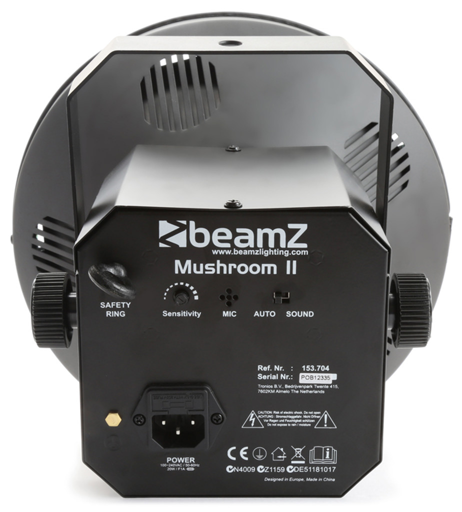 Beamz Mushroom II LED Effect Light