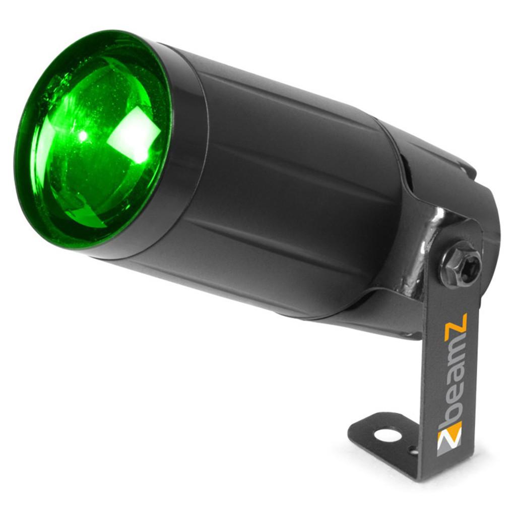 Beamz PS12W LED RGB Pinspot 12W