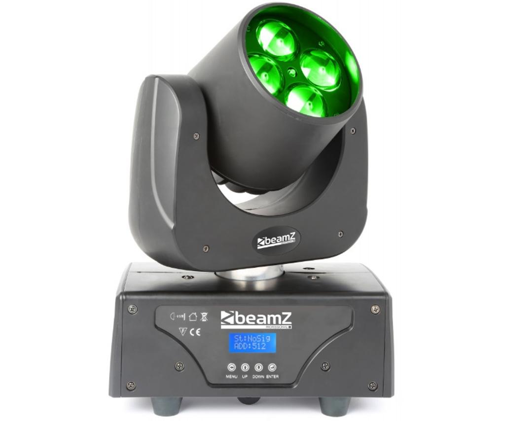 Beamz Razor 500 LED Moving Head Wash