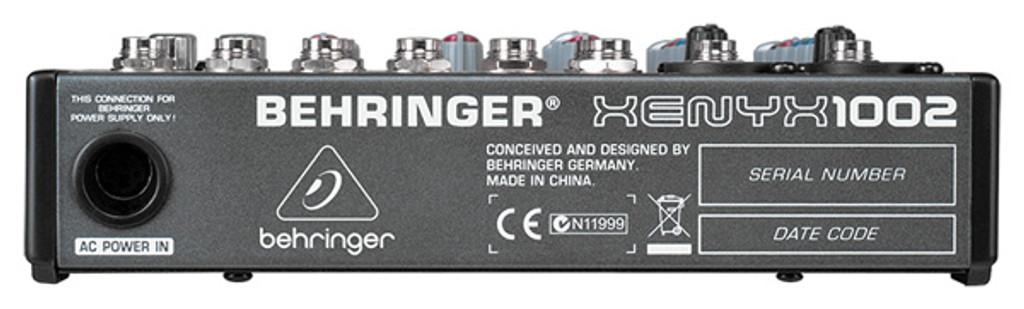 Behringer 1002