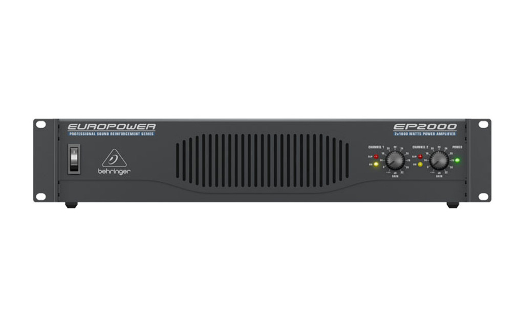 Behringer Amplifier EUROPOWER 2000W