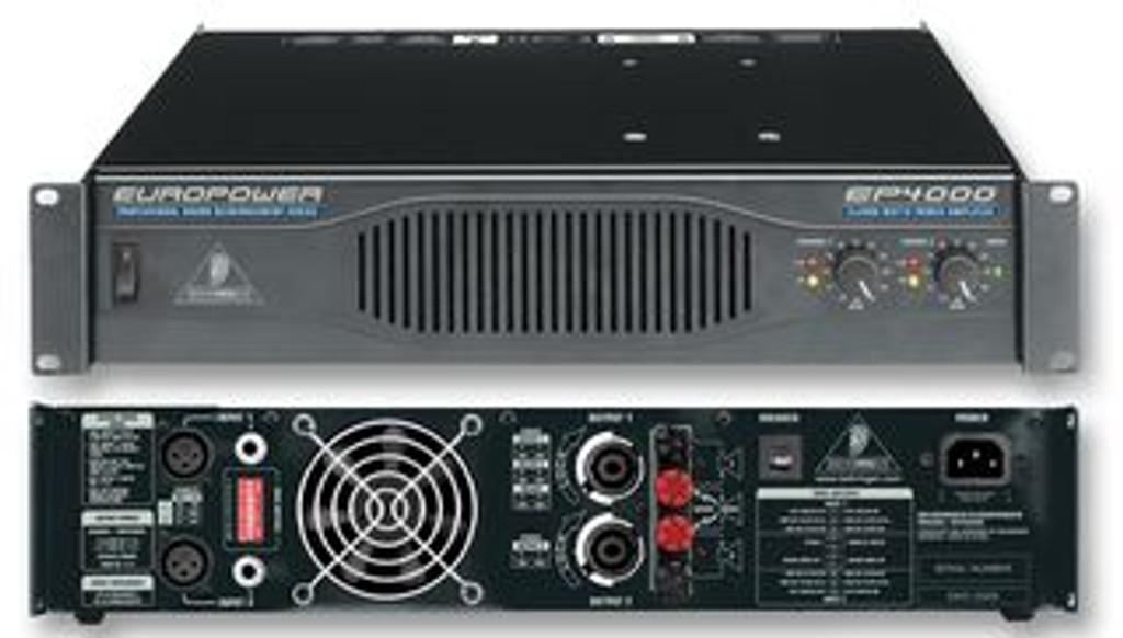 Behringer Europower EP4000