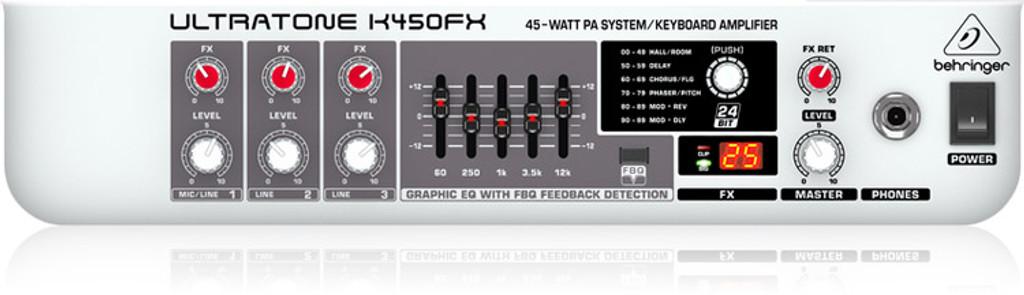 Behringer Ultratone K450FX