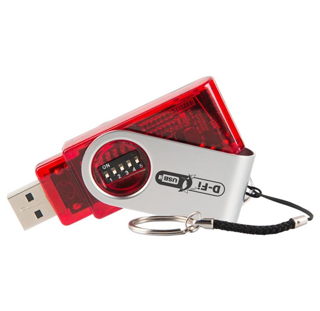 CHAUVET DFI-USB DJ WIRELESS DMX USB