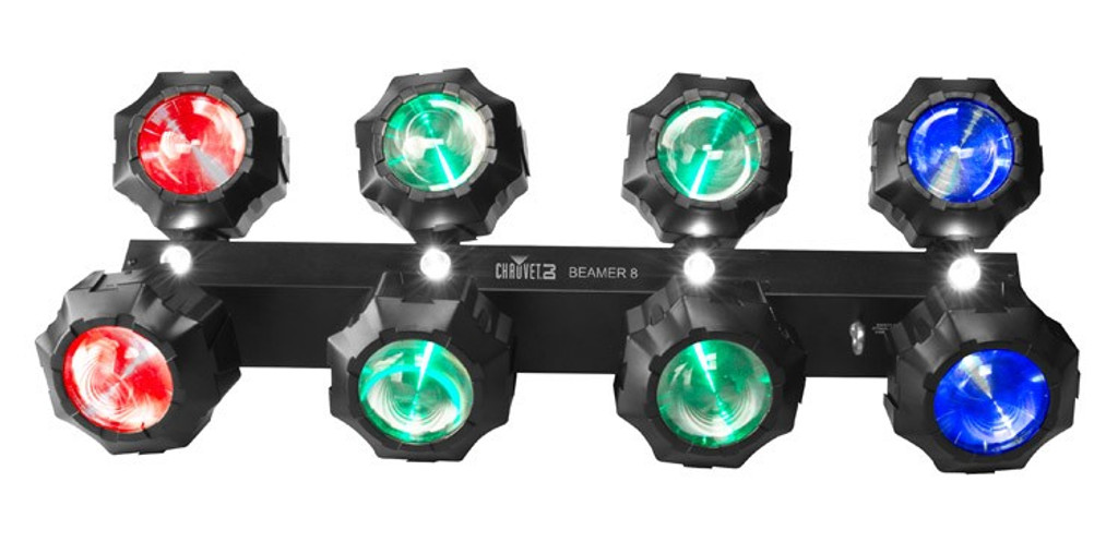 Chauvet DJ Beamer8 LED Effect Light