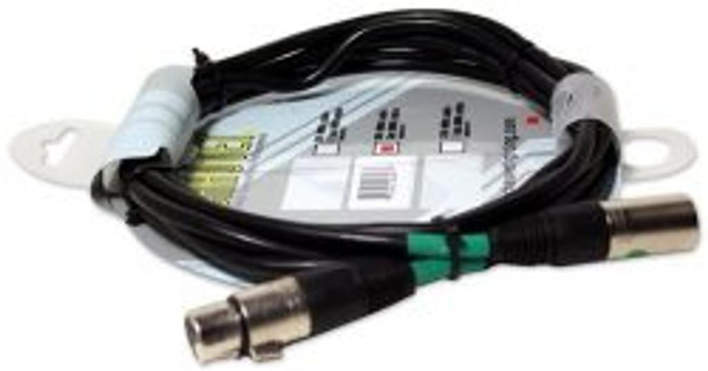 Chauvet DJ DMX3P10FT DMX Cable 3m